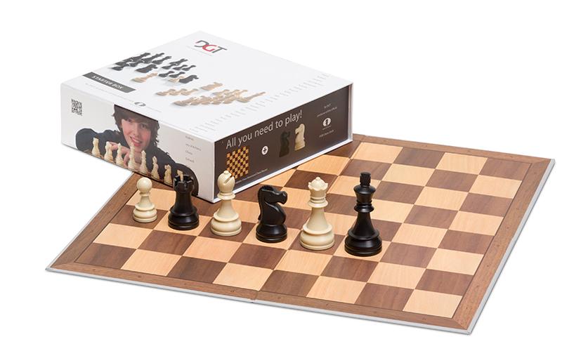 DGT Chess Starter Box Grey (2)